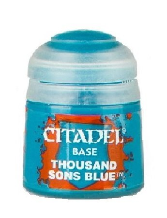 Base: Thousand Sons Blue 12ml