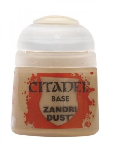 Zandri Dust 12ml Citadel Base - Acrylic Paint