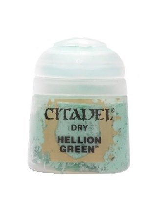 Hellion Green 12ml Citadel Dry - Acrylic Paint