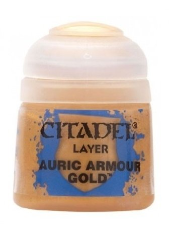 Layer: Auric Armour Gold 12ml