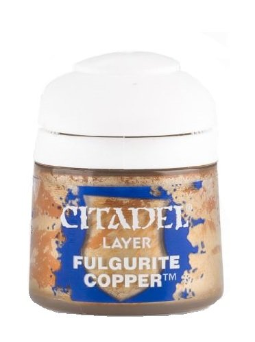 Layer: Fulgurite Copper 12ml