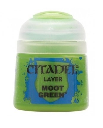 Layer: Moot Green 12ml