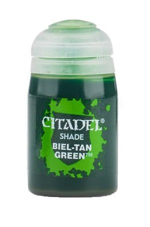 Shade: Biel-Tan Green 24ml