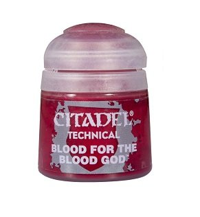 Technical: Blood For The Blood God 12ml
