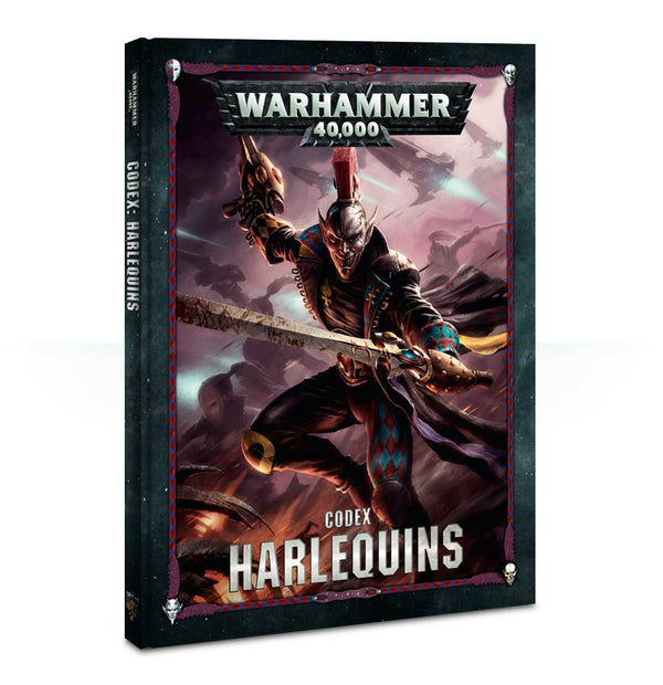 Codex: Harlequins (HB) (8th Edition)