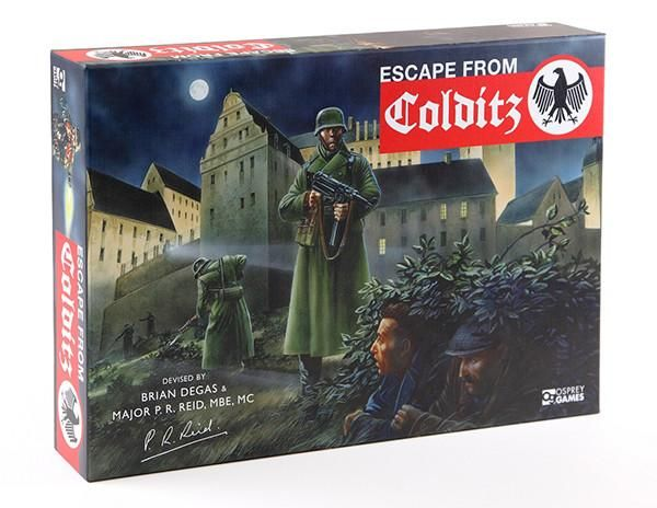 Escape from Colditz - Board Games