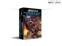Infinity Shasvastii Action Pack - Combined Army 12