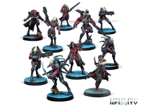 Infinity Shasvastii Action Pack - Combined Army 1