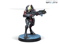 Infinity Shasvastii Action Pack - Combined Army 3