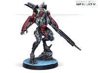 Infinity Shasvastii Action Pack - Combined Army 8