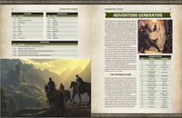Conan: Gamemaster Screen + Gamesmaster Toolkit - 3