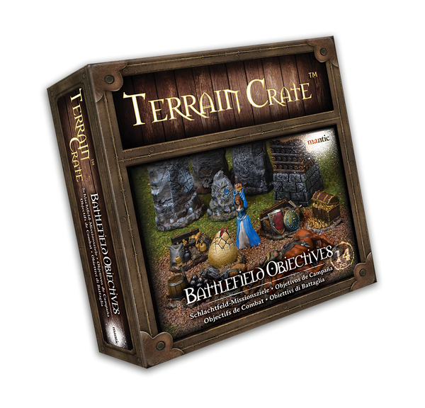 Battlefield Objectives - Terrain Crate