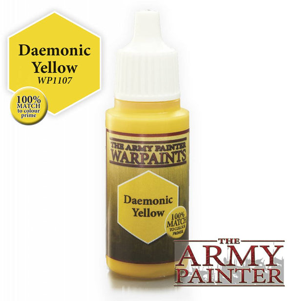 Warpaint - Daemonic Yellow - 18ml