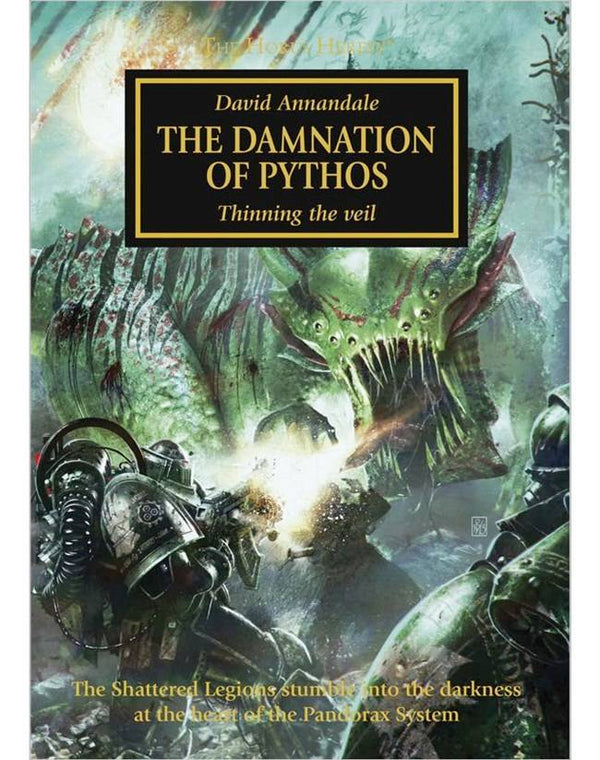 Horus Heresy:  The Damnation Of Pythos (SB)
