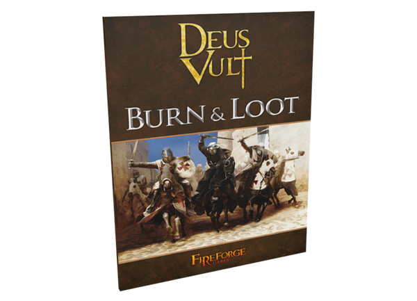 Burn & Loot Rulebook - BP1535