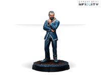 Infinity Dire Foes Mission Pack Alpha: Retaliation Convention Exclusive - 280031-0821 5