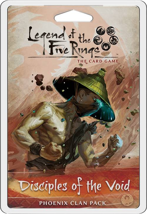 Legend Of The Five Rings: Disciples Of The Void Expansion Pack