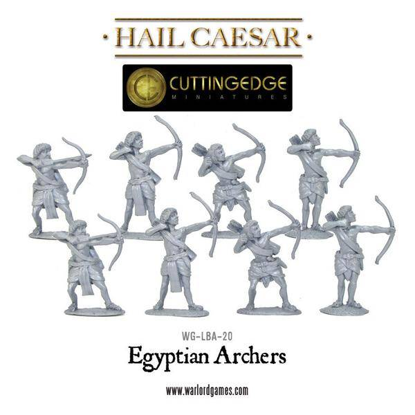 Bronze Age Egyptian Archers Pack