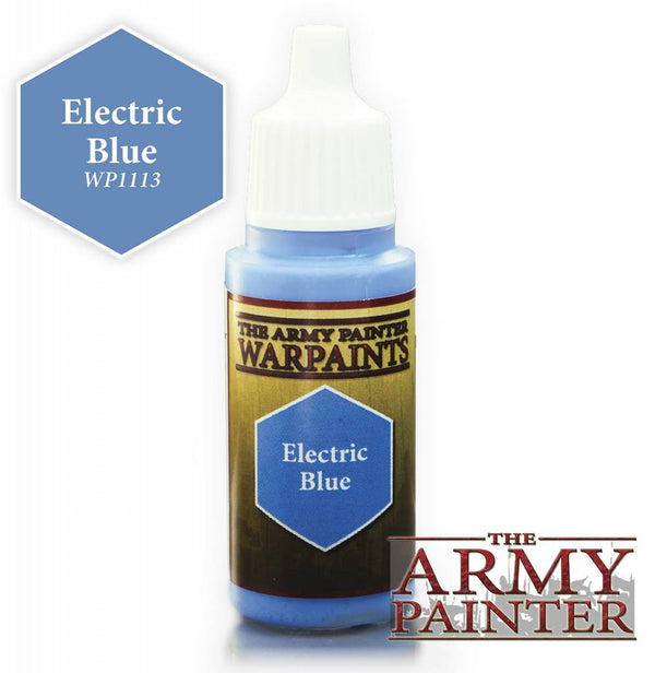 Warpaint - Electric Blue - 18ml