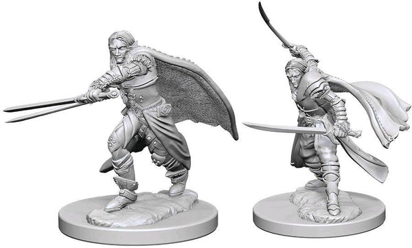 Nolzur's Marvelous Miniatures: Elf Male Ranger Blister Pack (Wave 1)