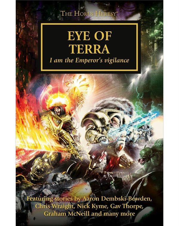 Horus Heresy: Eye Of Terra (SB)