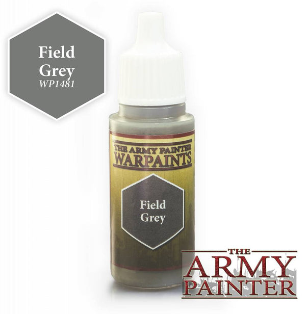 Warpaint - Field Grey  - 18ml