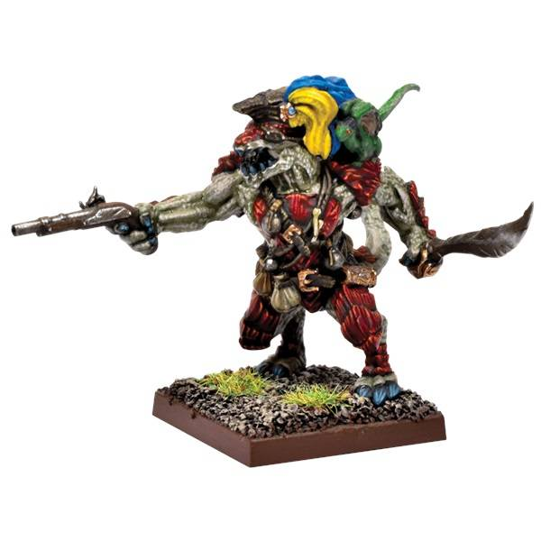 Kings Of War Vanguard Firebrand Mercenary Booster