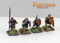 Foot Sergeants - Fireforge Historical 3