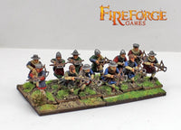 Foot Sergeants - Fireforge Historical 5