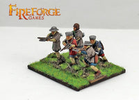 Foot Sergeants - Fireforge Historical 6
