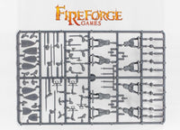Foot Sergeants - Fireforge Historical 8