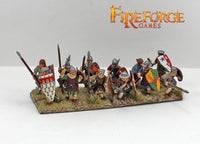 Foot Sergeants - Fireforge Historical 2