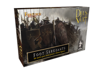 Foot Sergeants - Fireforge Historical 1
