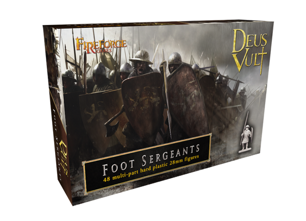 Foot Sergeants - Fireforge Historical