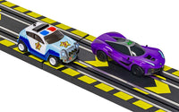 Micro Scalextric Ryans World Street Chase Battery Powered Race Set 3