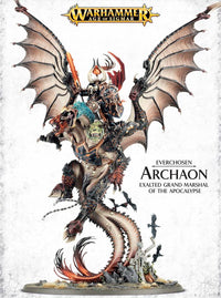 Archaon Exalted Grand Marshal - Slaves To Darkness 1