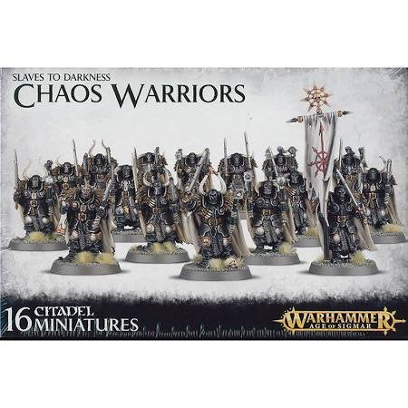 Chaos Warriors - Slaves To Darkness