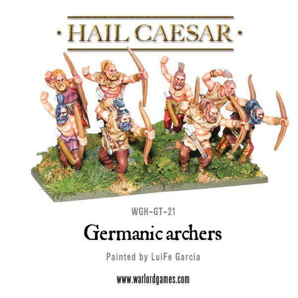 Enemies Of Rome Germanic Archers Pack