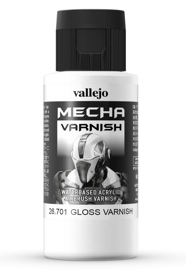 Mecha Color - Gloss Varnish 60ml
