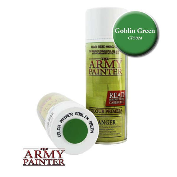 Colour Primer - Goblin Green – 400ml