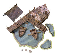 Lake House Fantasy Wargames Terrain 2