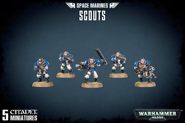 Scouts - Space Marines