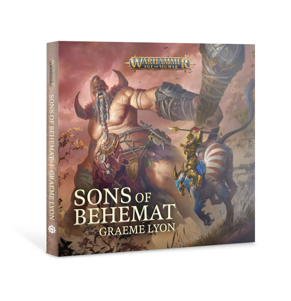 Sons Of Behemat (Audio) - Black Library Age Of Sigmar