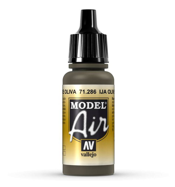 Model Air - IJA Olive Green 17ml