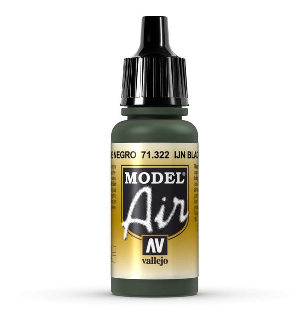 Model Air - IJN Black Green 17ml
