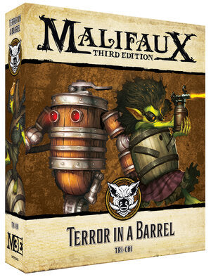 Terror In A Barrel - Outcasts