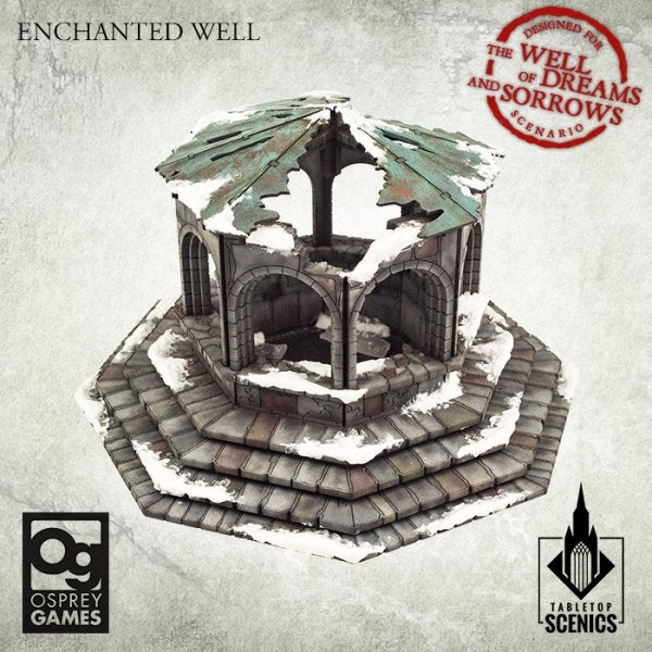 Enchanted Well - Frostgrave