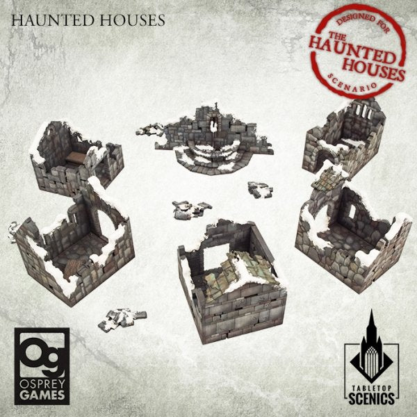 Haunted Houses - Frostgrave