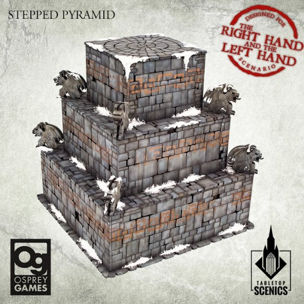 Stepped Pyramid - Frostgrave