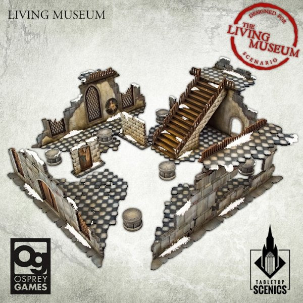 Living Museum - Frostgrave